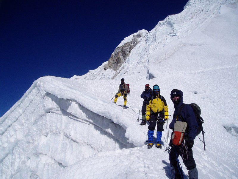 Mountaineering Pictures
