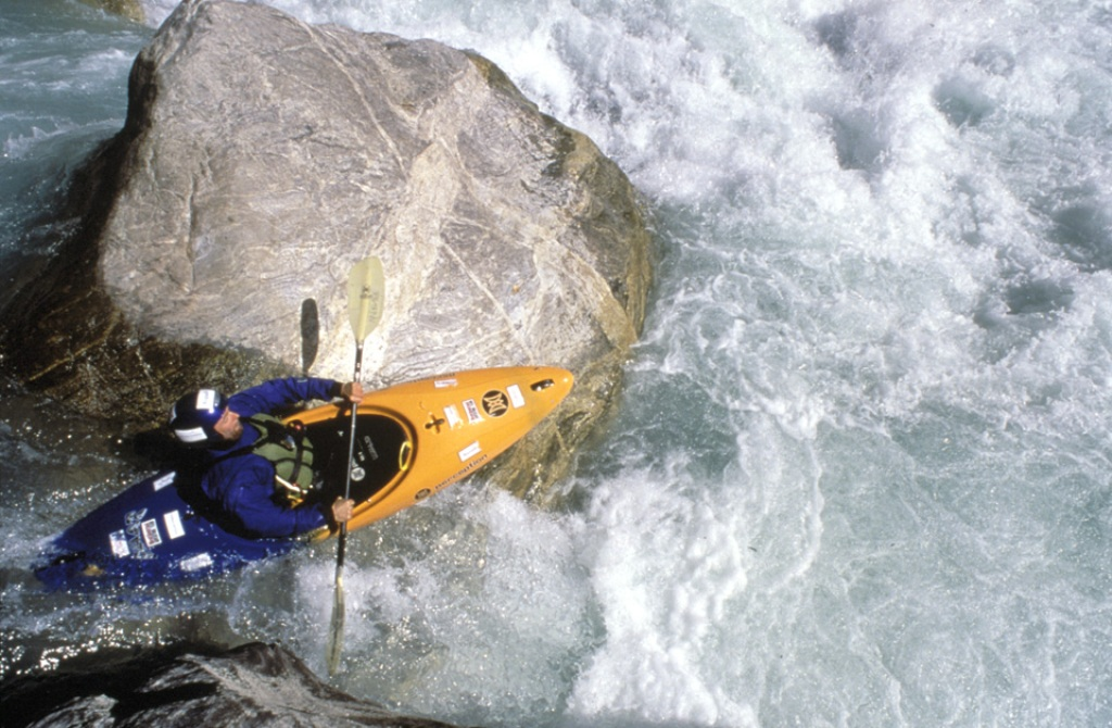 Kayak Instruction for Beginner